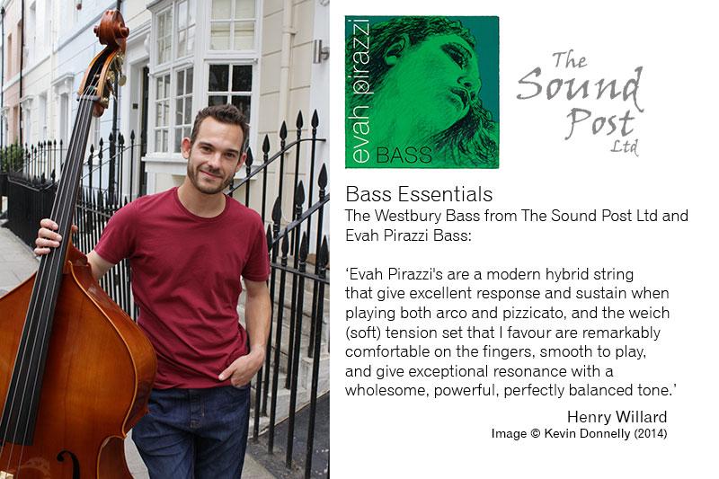 Henry Willard: Bass Details