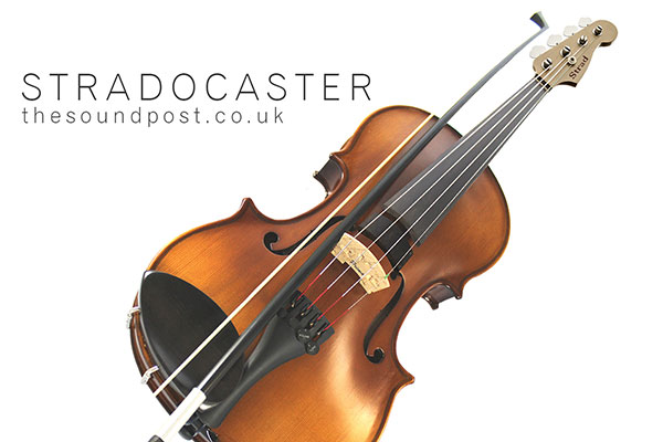 The Stradocaster Electric
