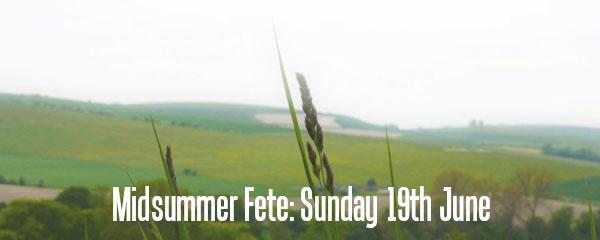 Midsummer Fete