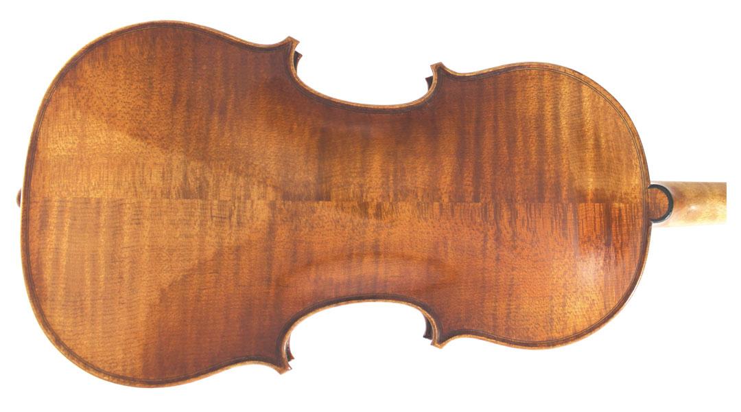 Academy Baroque Violin Back