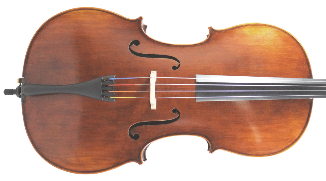 Concertante Antiqued Cello