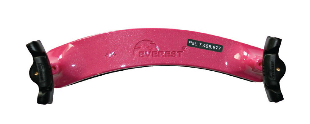 Everest Shoulder Rest Hot Pink