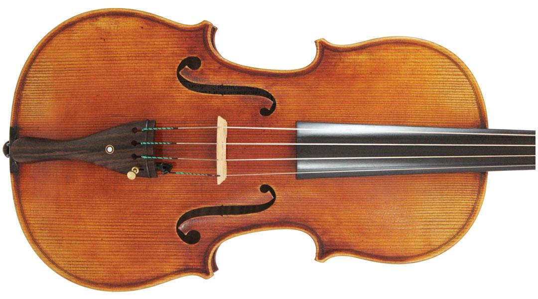 Heritage Guadagnini Viola