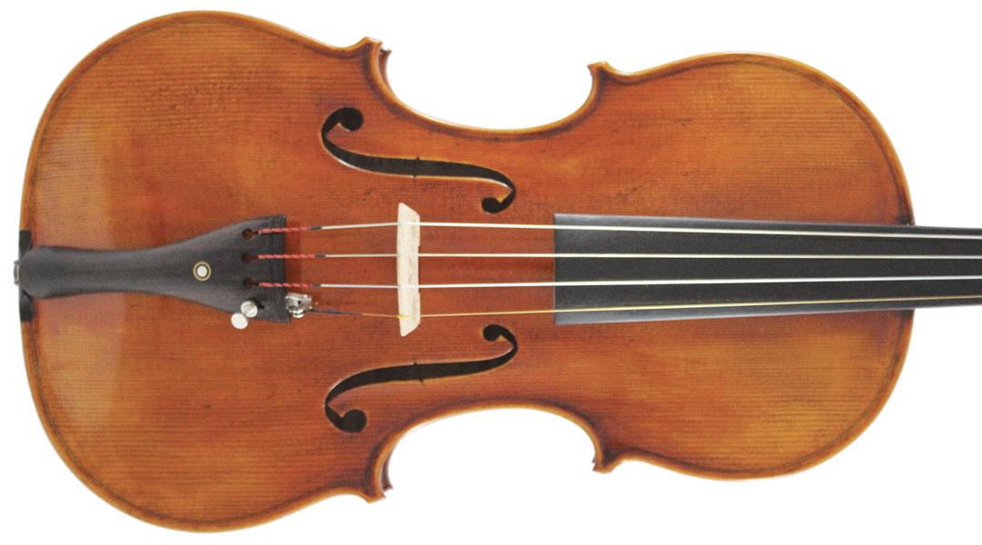 Guarneri Violin. Giuseppe Guarneri del Gesù, Cremona 1742