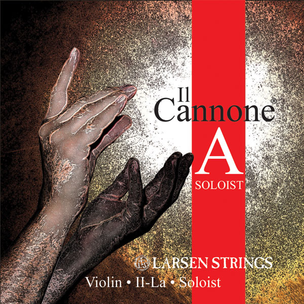 Larsen Strings Il Cannone Soloist ® A