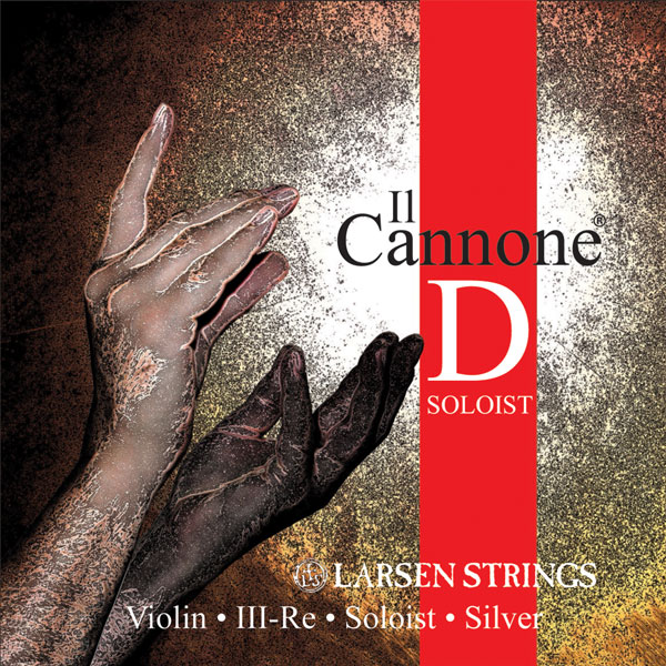 Larsen Strings Il Cannone Soloist ® D