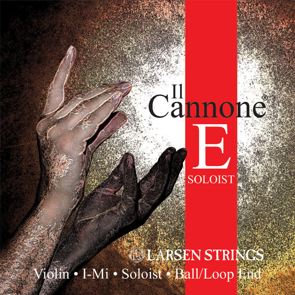 Larsen Strings Il Cannone Soloist ® E