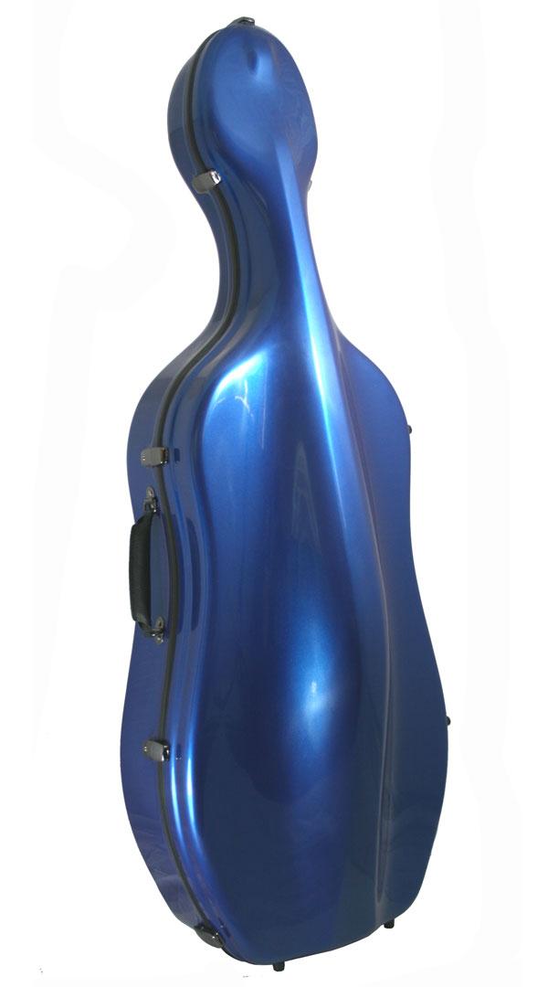 K2 Blue Cello Case