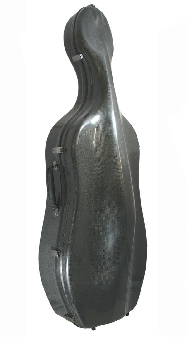 K3 Natural Carbon Weave Cello Case