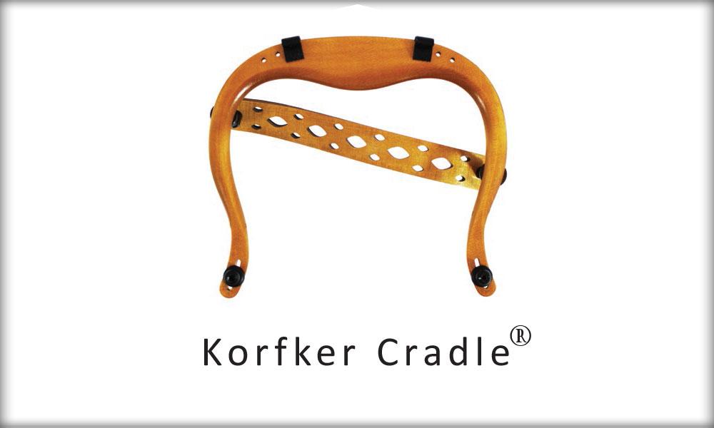 korfker shoulder rest system cradle