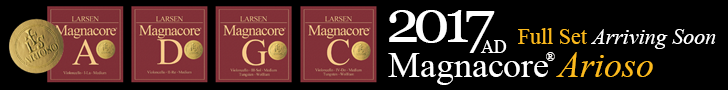 Larsen Strings Arioso ADGC