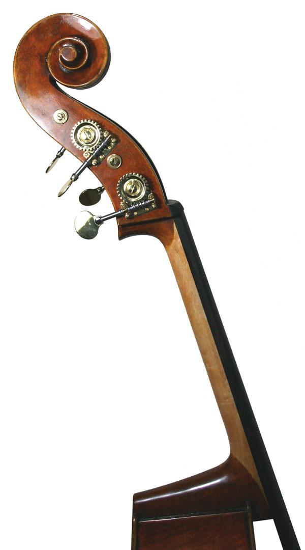 Master Series Bass Scroll
