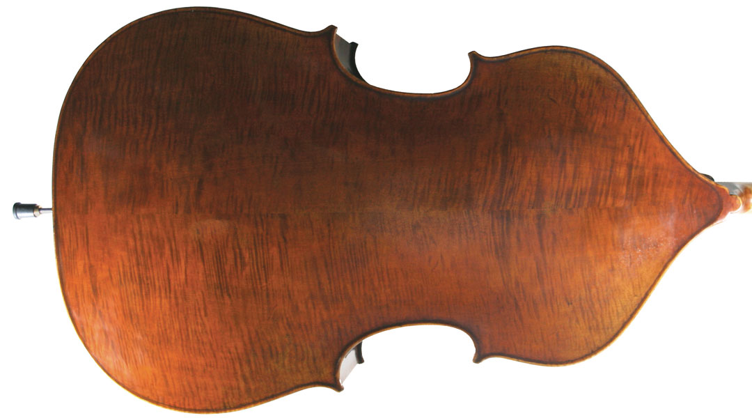 Master Series Bass from Eastman Strings