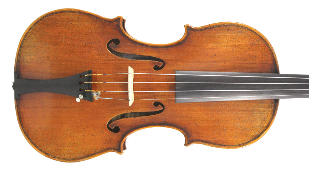 Master Series Violin Guarneri
