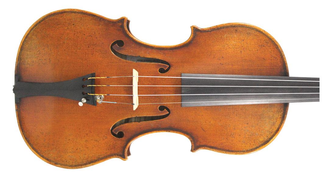 Master Series Violin Guarneri