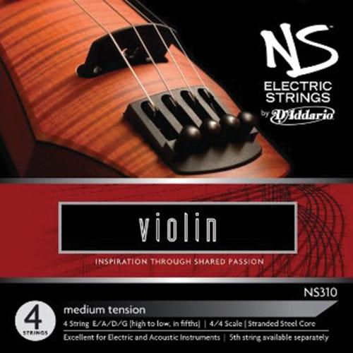 D'Addario Electric Fiddle