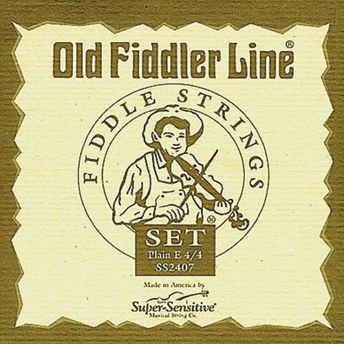 Supersensitive Old Fiddler Violin