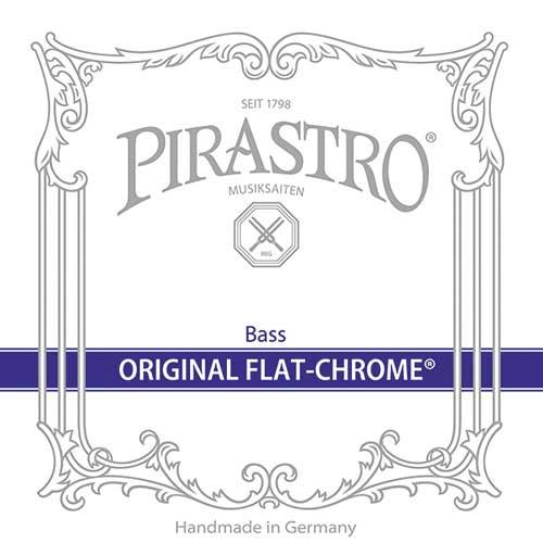 Original Flat Chrome