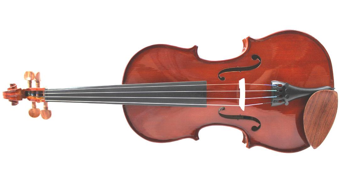 Primavera P90 Violin Front