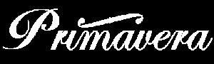 primavera white logo