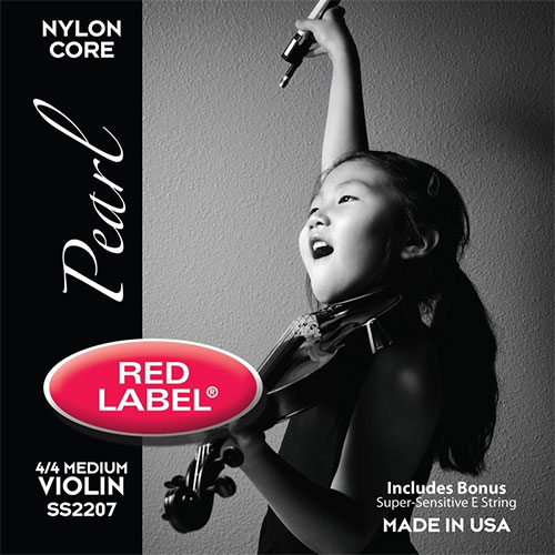 Supersensitive Red Label Violin