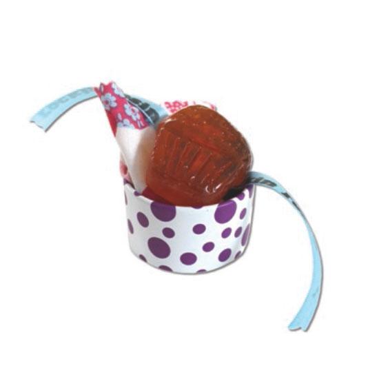 Rockin' Rosin Cupcake