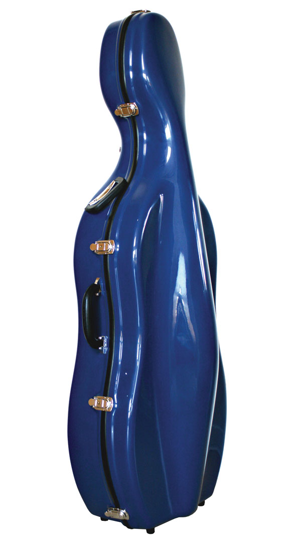 Sinfonica Cello Blue Case