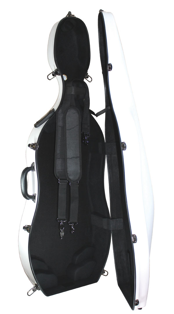 Sinfonica Cello Case Interior