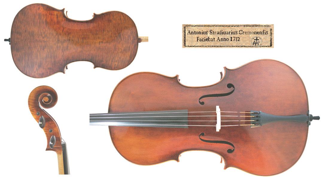 Stradivarius Cello: 'The Davidov' 1712 An Interpretation
