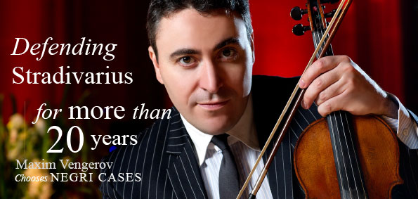 Maxim Vengerov with Negri Cases