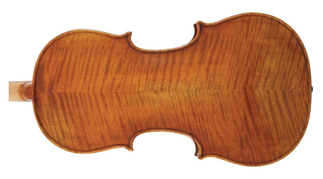Master Series Viola Back