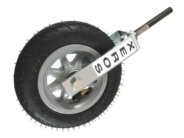 Pneumatic Bass Wheel