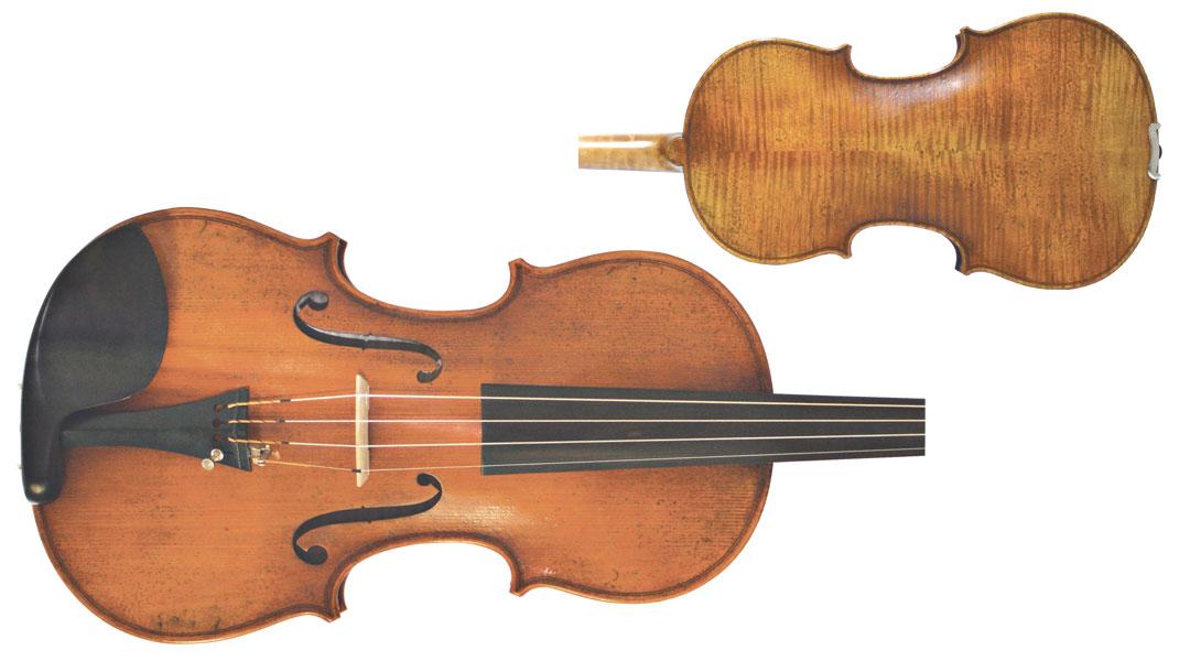 Young Master Violin