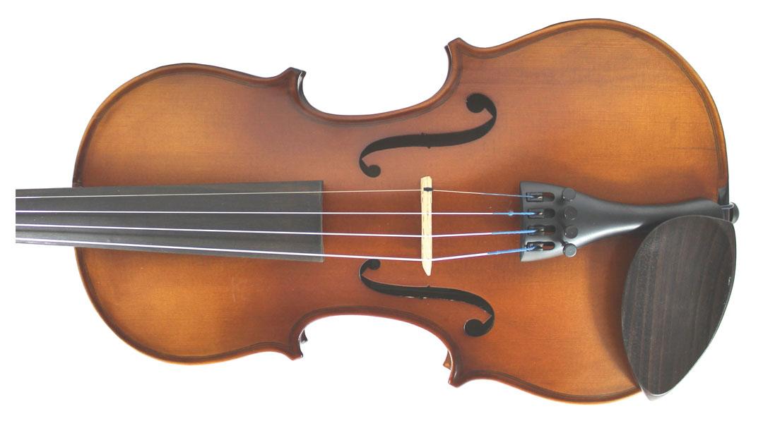 Primavera 200 Violin Front