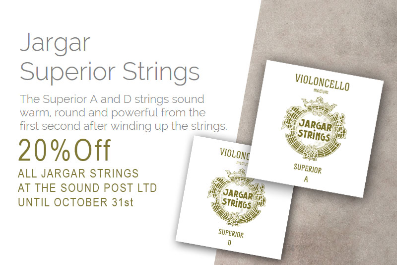 20% Off Jargar This October