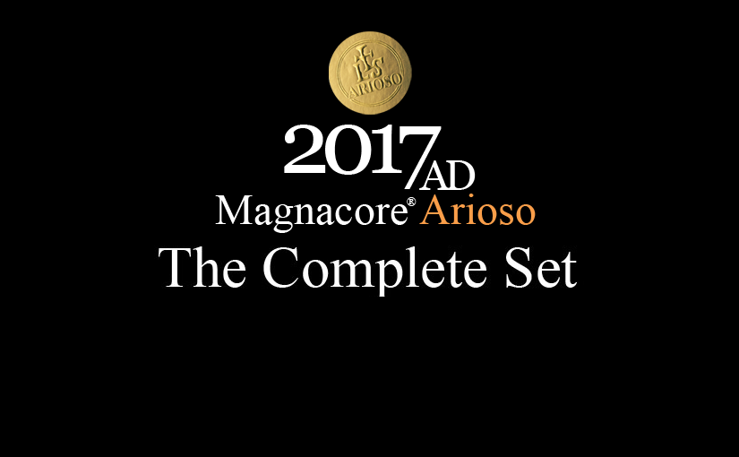 Magnacore® Arioso The Complete Set Available Now
