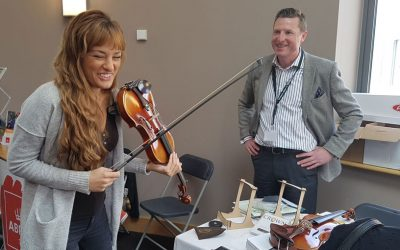 Nicola Benedetti Strings Festival in partnership with European String Teachers Association