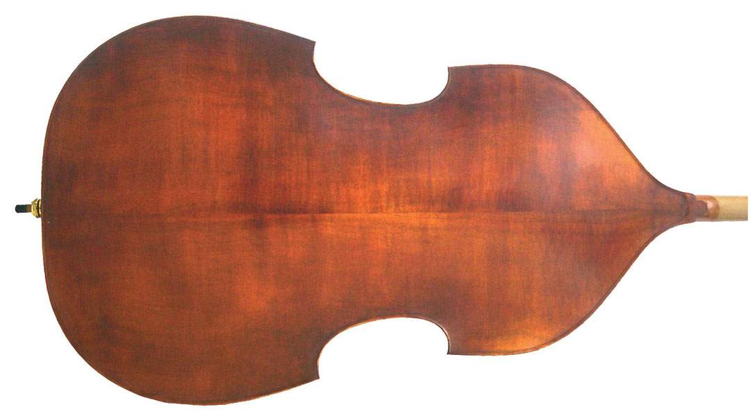 Concertante Gamba Shape Bass