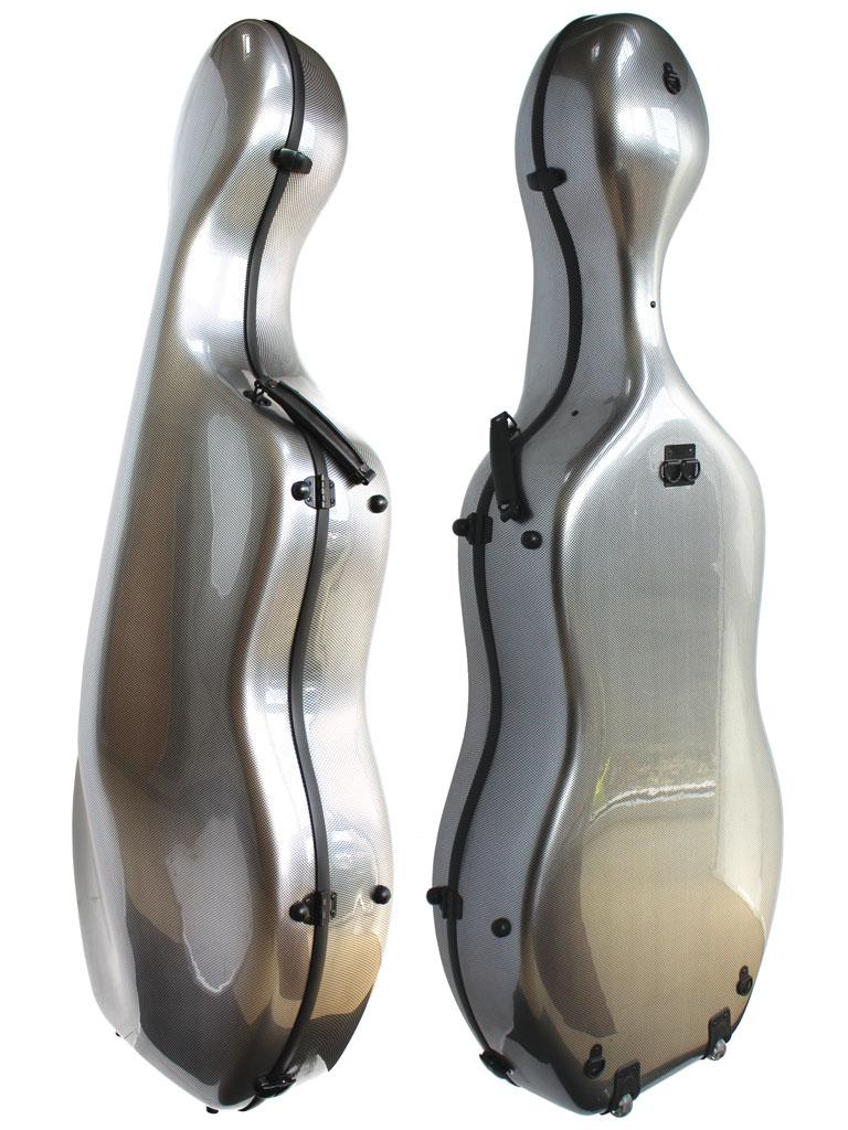 CC160 Young PC Cello Case Silver Weave