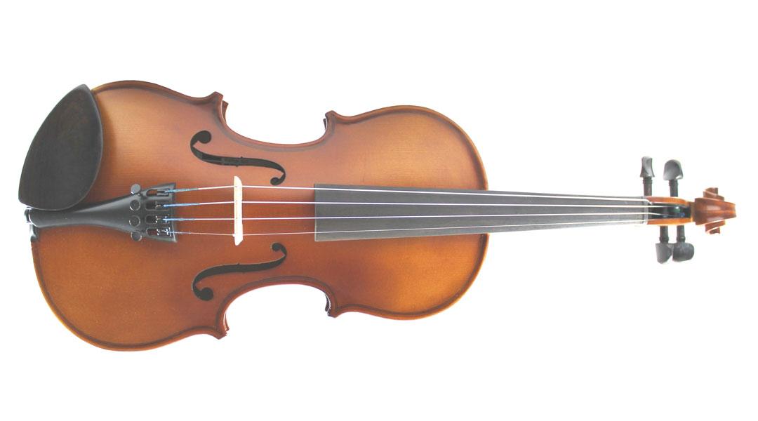 Primavera Loreato Violin Front