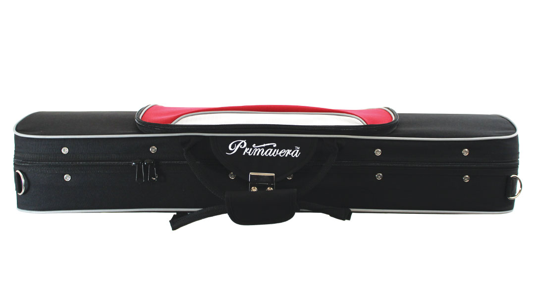 Primavera 200 Antiqued Violin Case Side