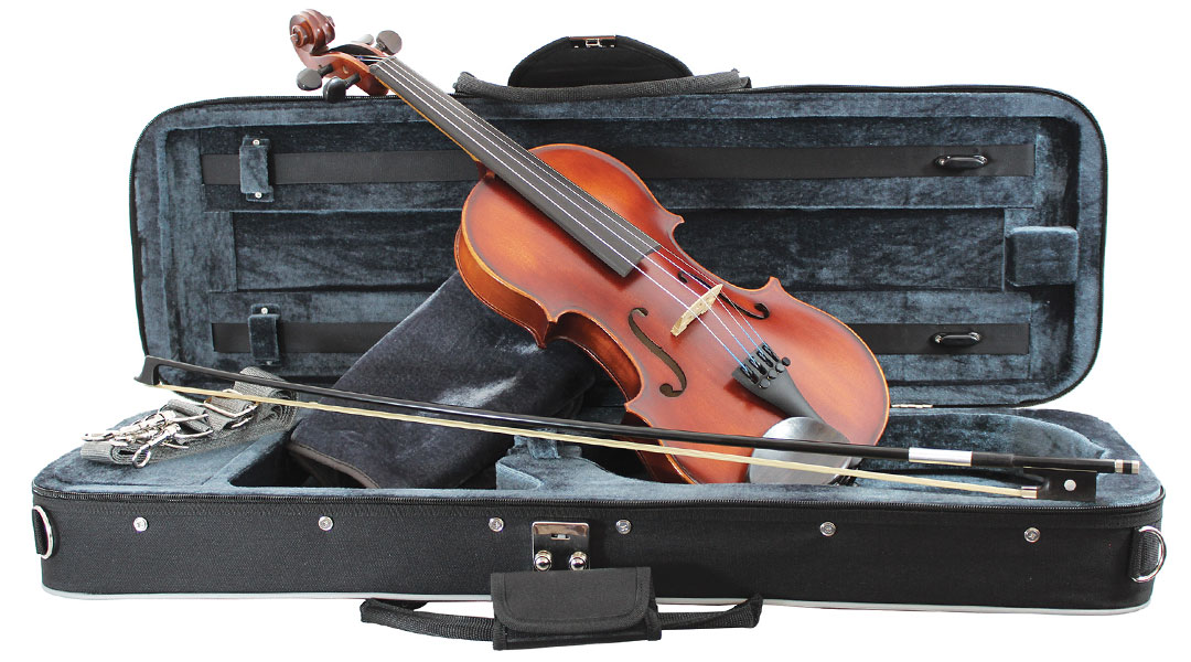 Primavera 200 Antiqued Violin Outfit 2018