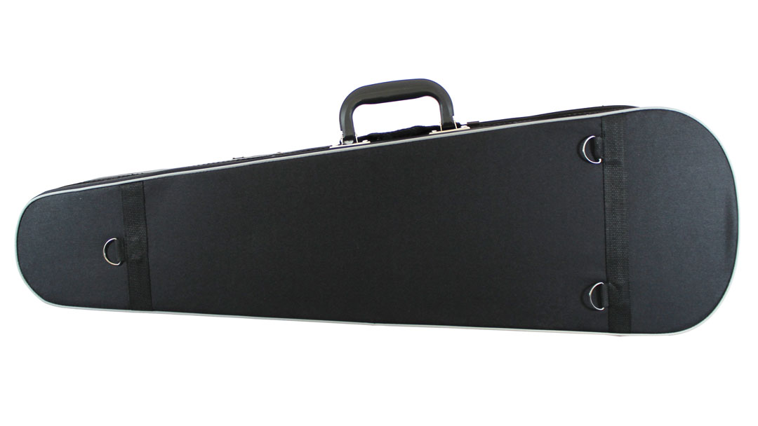 VC004 Primavera Rainbow Violin Case Back