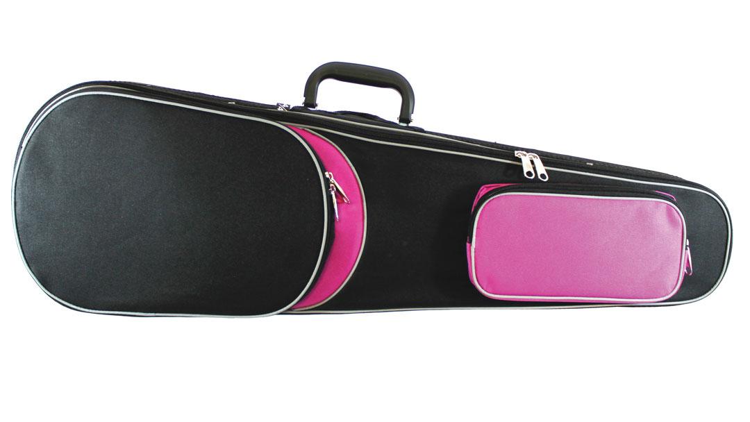 VC004-PIN Primavera Rainbow Case Pink