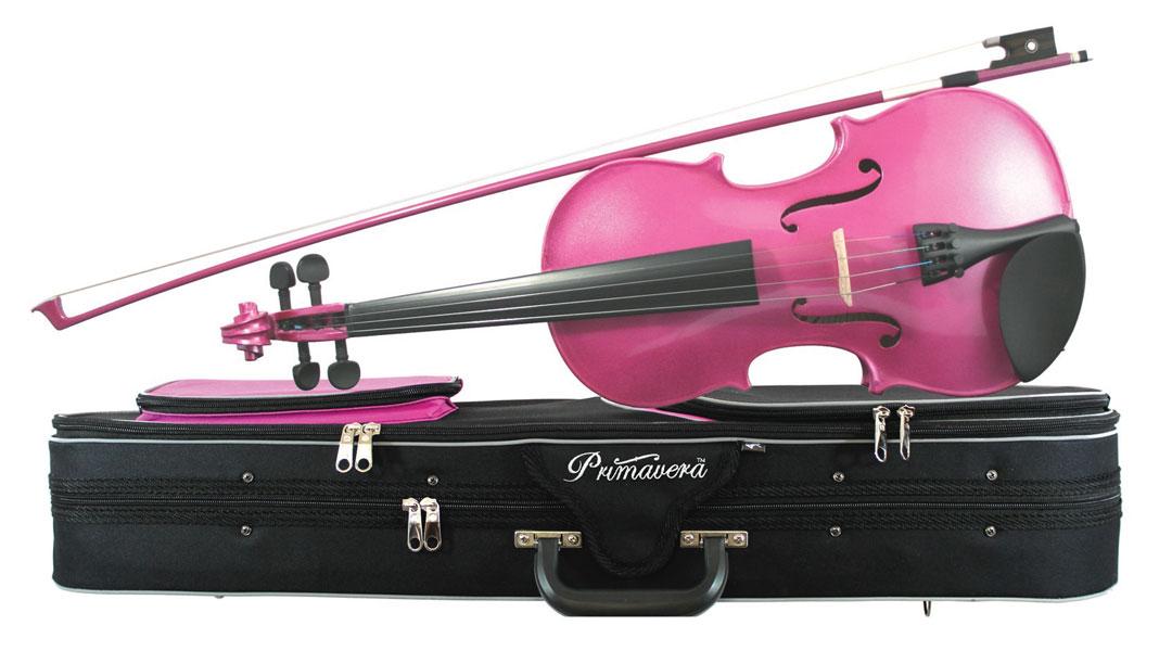 Primavera Rainbow Violin Outfit 2018
