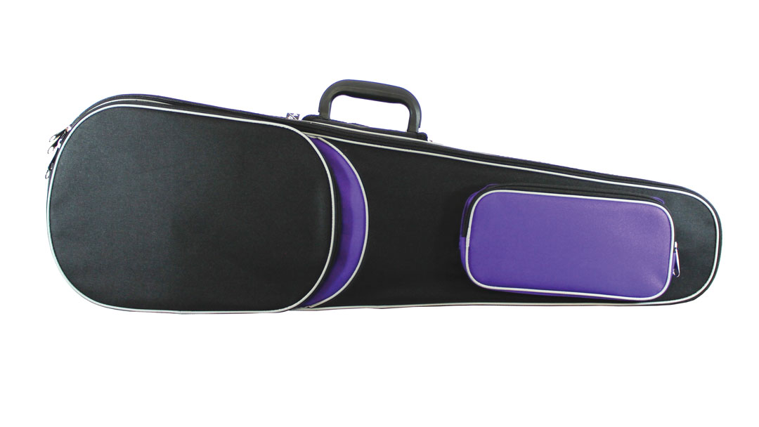 VC004-PUR Primavera Rainbow Case Purple