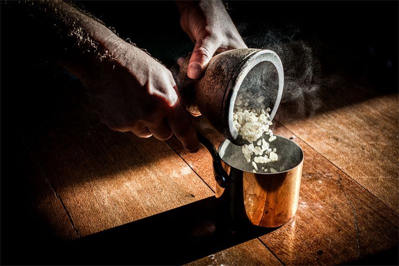 Leatherwood Rosin Resin