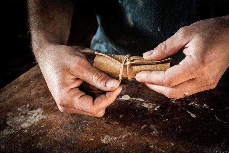Leatherwood Rosin Packaging