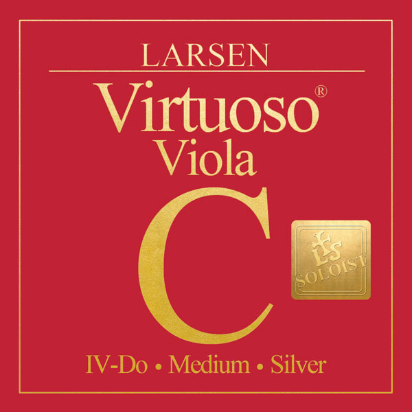 Larsen Strings Virtuoso® Viola C Soloist