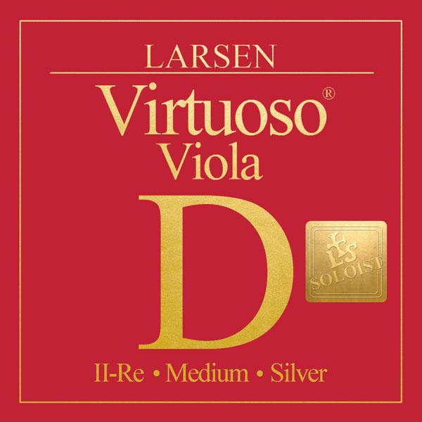 Larsen Strings Virtuoso® Viola D Soloist